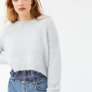 URBAN OUTFITTERS - Oversized Cropped Sweater